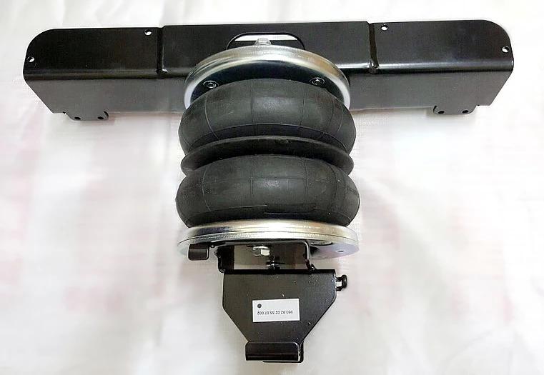 Комплект вспомогательной пневмоподвески на Мерседес Спринтер Классик 3,5т