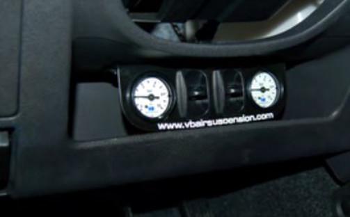 Пневмоподвеска Ford Ranger 2