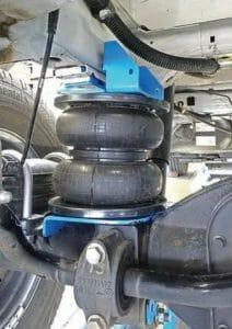 Пневмоподвеска вспомогательная для VW Crafter 5т