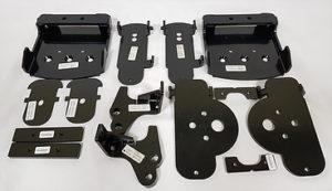 Состав металлических частей комплекта