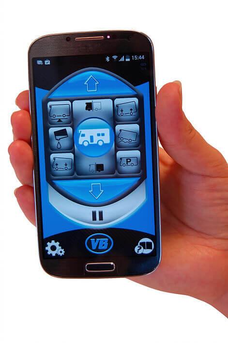 Управление пневмоподвеской со смартфона
