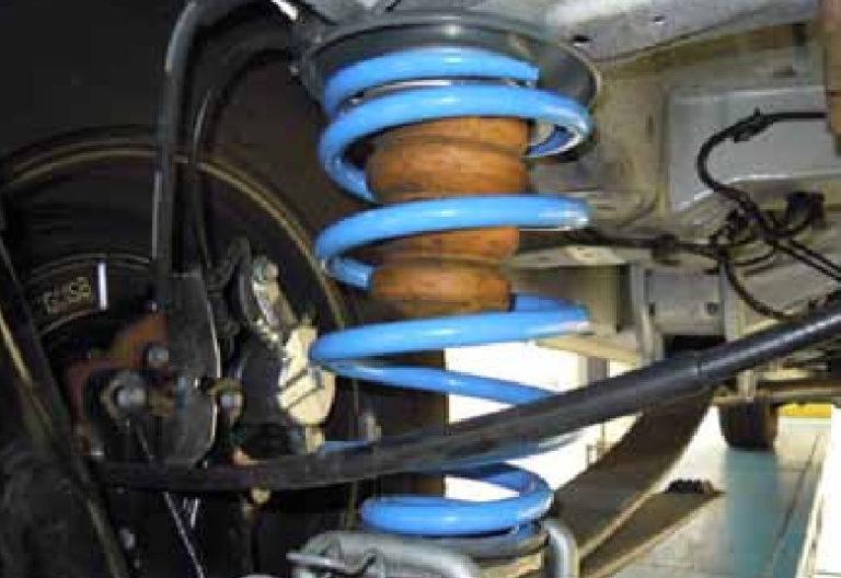 вспомогательная пружина Fiat Ducato задняя ось