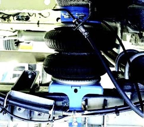 Пневмоподвеска EuroAir для Мерседес-Бенц Спринтер VS30 передний привод